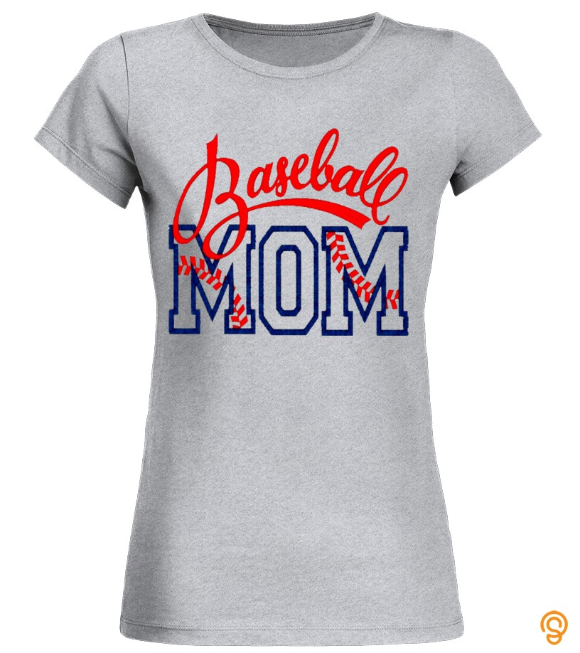 Baseball Mom Shirts  Mothers Day 2017