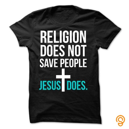 Adjustable Jesus Save People Tee Shirts Quotes