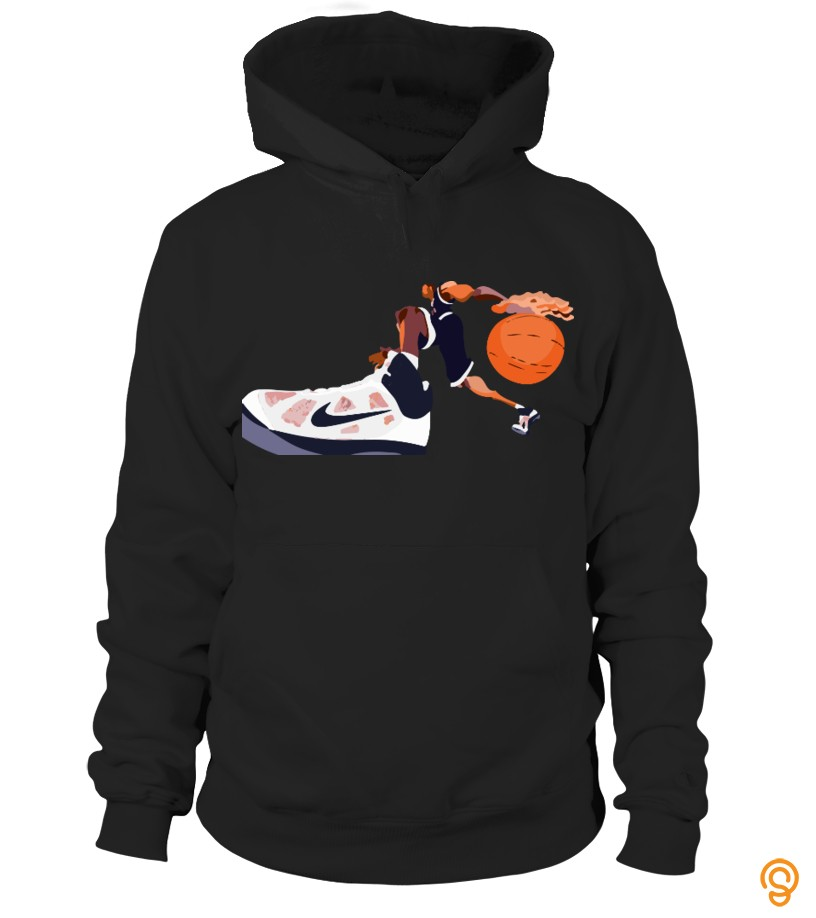 Printed Basketball Player Limited Edition Tee Shirts Apparel