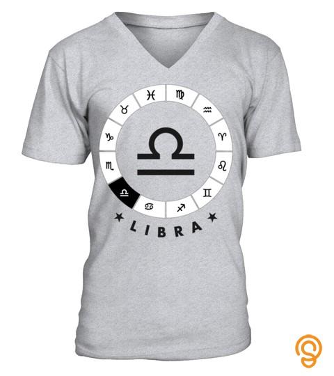 Funny Zodiac Libra T Shirt (45)