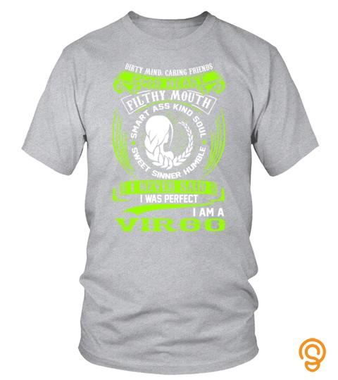 Caring Friends Good Heart Virgo   Zodiac  T   Shirt