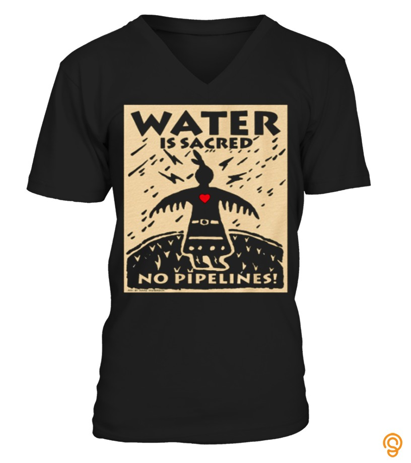 crisp-water-is-sacred-no-pipelines-t-shirts-apparel