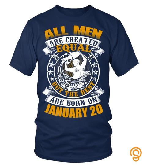 Born On January 20   Aquarius