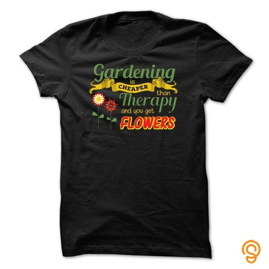 closet-gardening-is-cheaper-than-therapy-tee-shirts-shirts-ideas