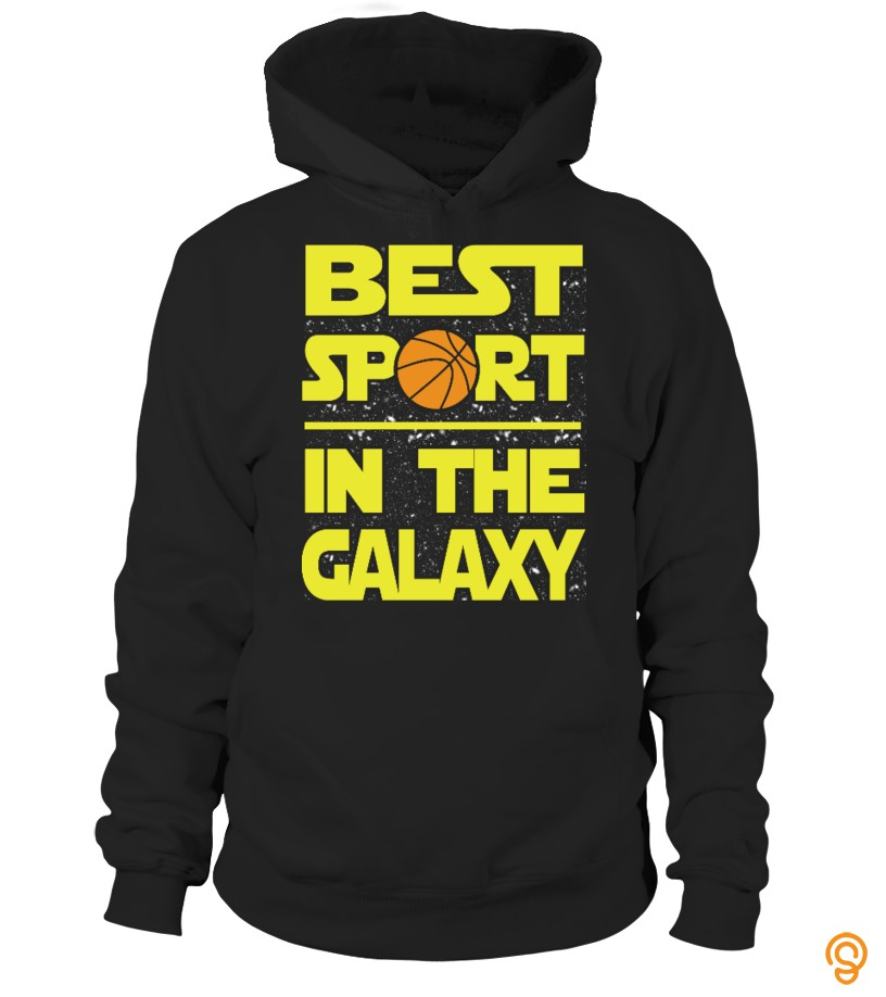 Best Sport In The Galaxy   Basketball