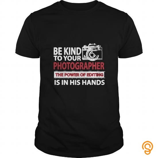 exciting-2-be-kind-to-your-photographer-shirts-photography-t-shirts-buy-online