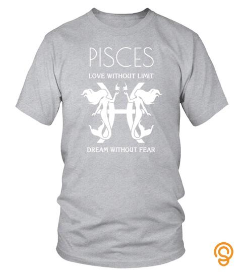 Pisces Women    Zodiac  T Shirt