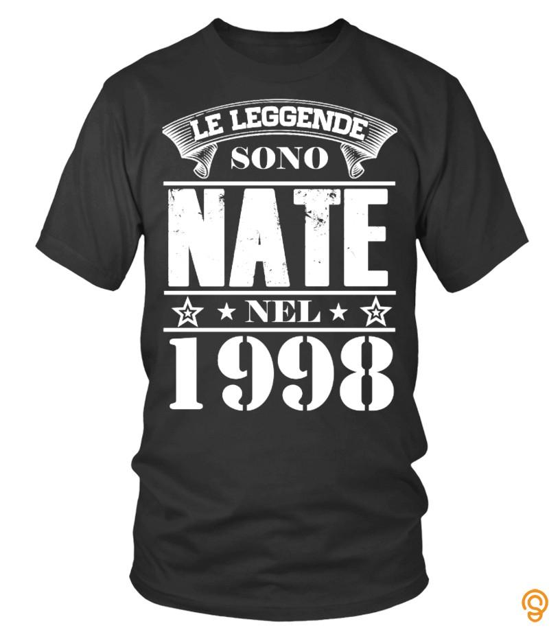 Le Leggende Sono Nate Nel 1998