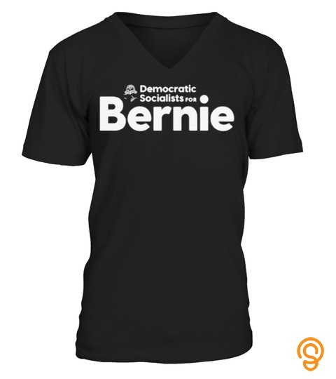 Democratic Socialists For Bernie T Shirt Graphic T Shirts For Men & Women