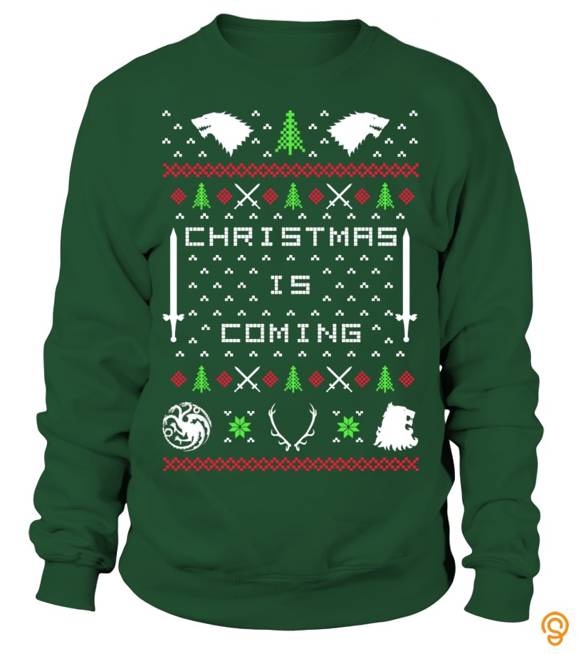 fashion-christmas-is-coming-christmas-sweater-tee-shirts-material