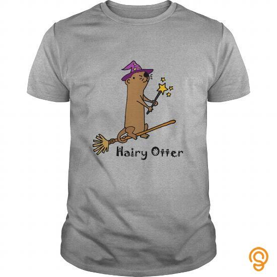 dapper-otter-wizard-on-broomstick-tshirt-t-shirts-ideas