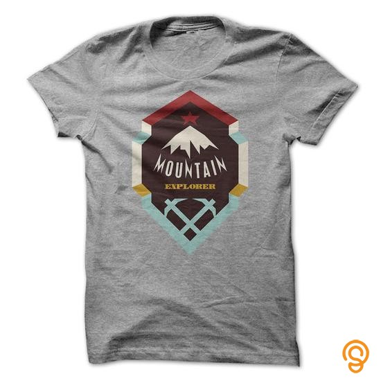 Engineered Mountain Explorer Tee Shirts Clothes