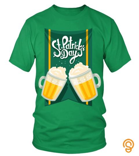 Happy Saint Patrick's Day    Men Tees