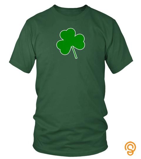 Womens St Patricks Day Shirt For Women Irish Shamrock Patty Lucky Premium T Shirt