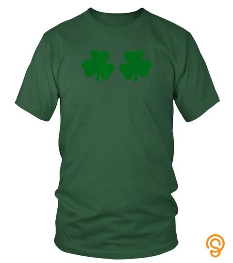 Womens St Patricks Day Shirt Sexy Style