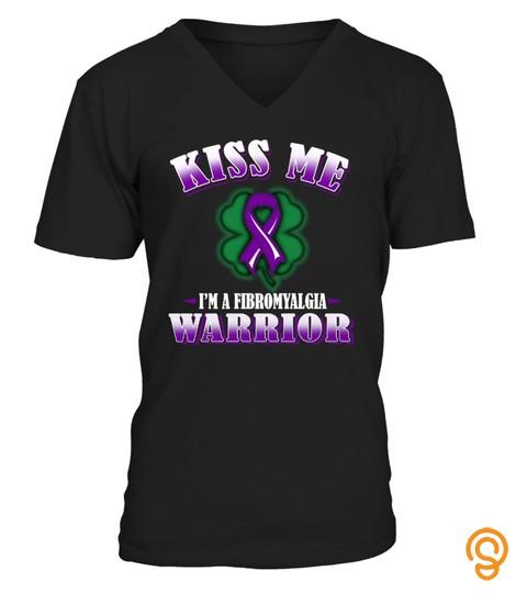 Kiss Me I Am A Fibro Warrior