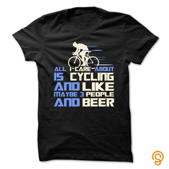Styling AWESOME CYCLING SHIRT Tee Shirts Gift