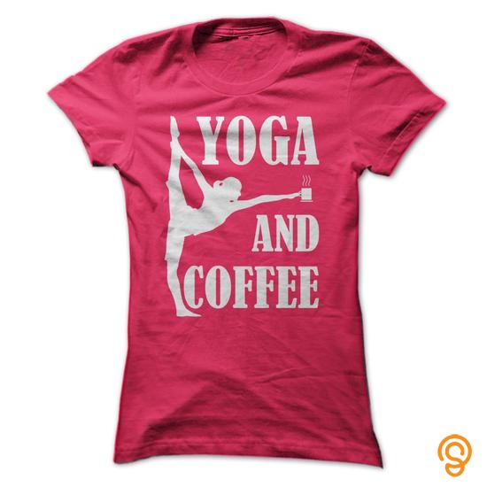 fancy-yoga-and-coffee-limited-edition-not-available-in-store-dont-miss-out-tee-shirts-for-sale