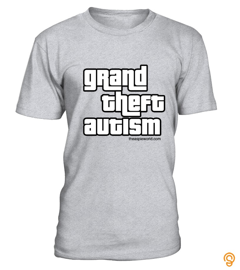 Grand Theft Autism T-Shirt