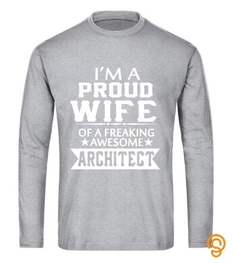 I'm Proud Architect's Wife