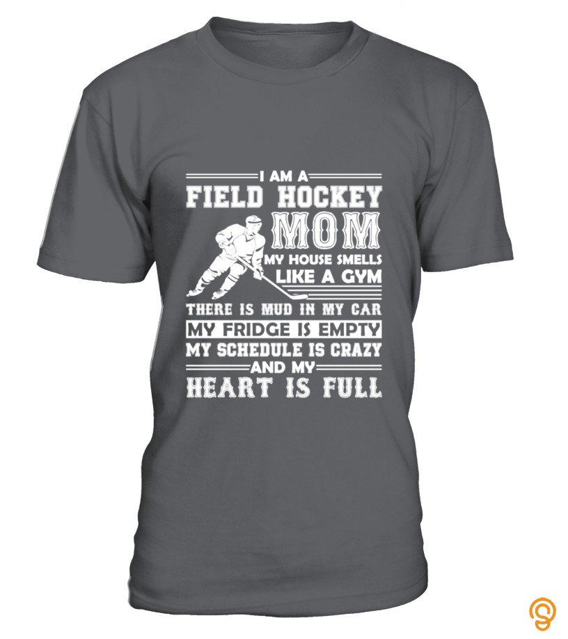 Field Hockey Mom Shirt