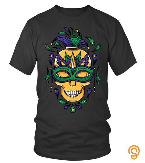 Skull Mardi Gras Limited Edition!