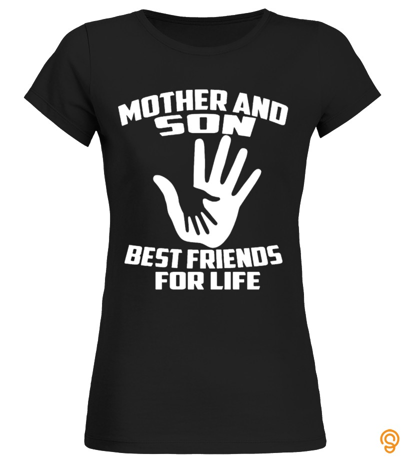 comfortable-mother-and-son-t-shirts-gift