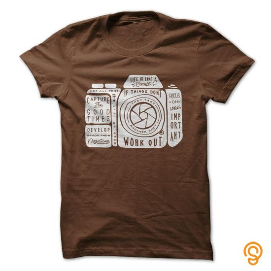 Funny Photographer T Shirts Apparel