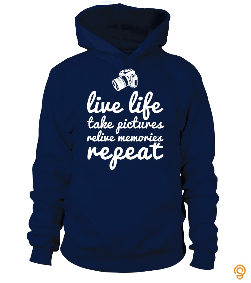 In Style LIVE LIFE T Shirts Saying Ideas