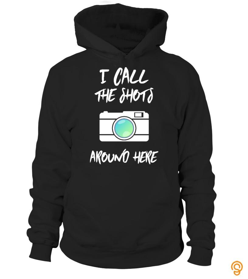 I Call The Shots Around Here!