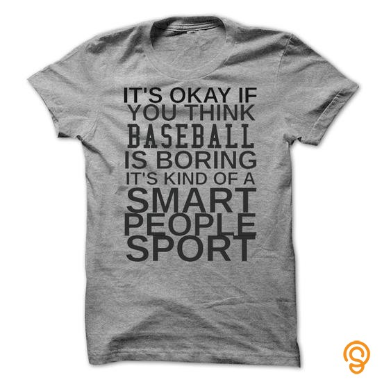 Practical Baseball   Smart People Sport T Shirts Sayings And Quotes