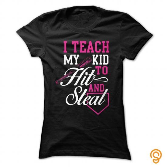 Sale Baseball Moms Tee Shirts Printing