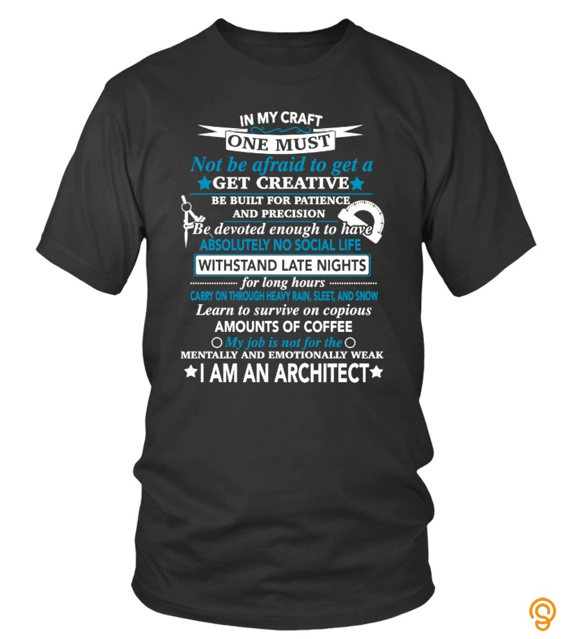 Trendy Get Creative I Am An Architect T Shirts Target