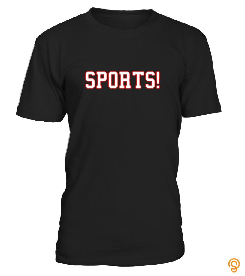 Crisp SPORTS Tee Shirts Design