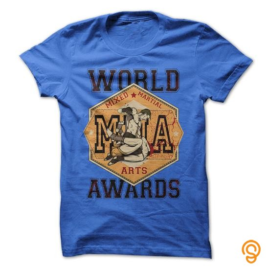 Printed MMA T Shirts Ideas