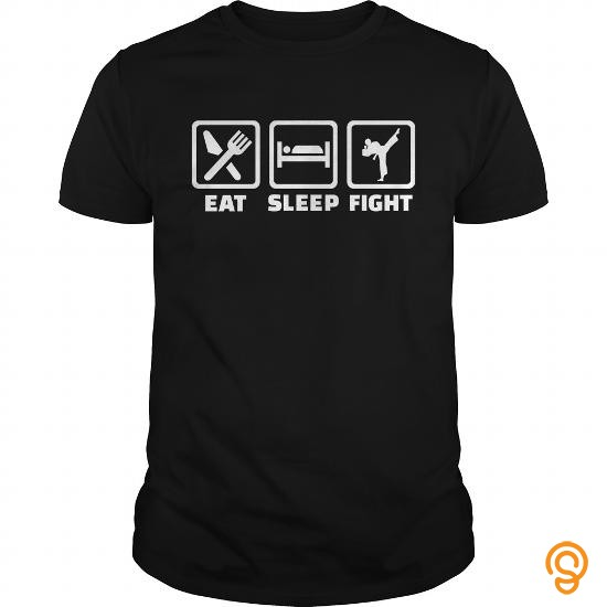 graceful-eat-sleep-karate-tee-shirts-size-xxl