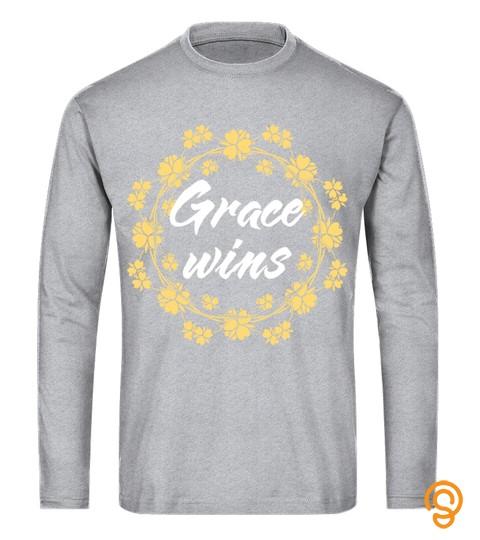 Inspiring Grace Wins Every Time Christian God