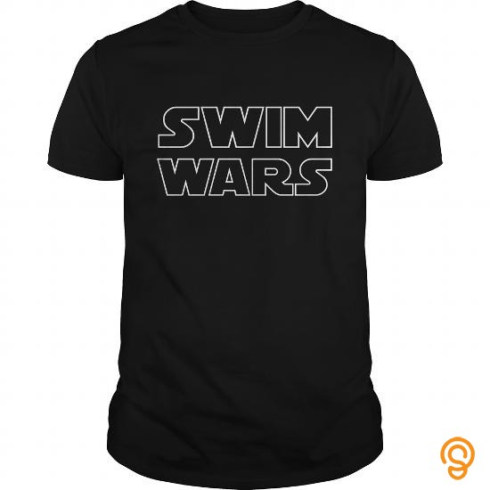 Finely Detailed Swim Wars Tshirt Tee Shirts Shirts Ideas