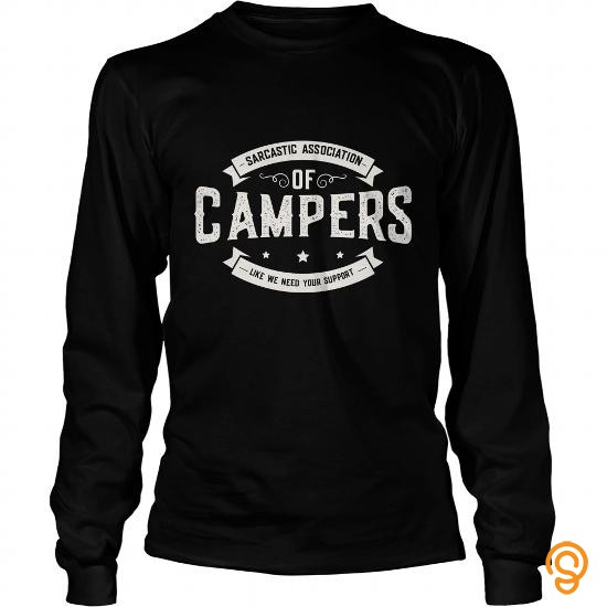 favorite-funny-sarcastic-camping-design-tee-shirts-for-sale