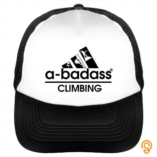 styling-aclimbing-hat-tee-shirts-wholesale