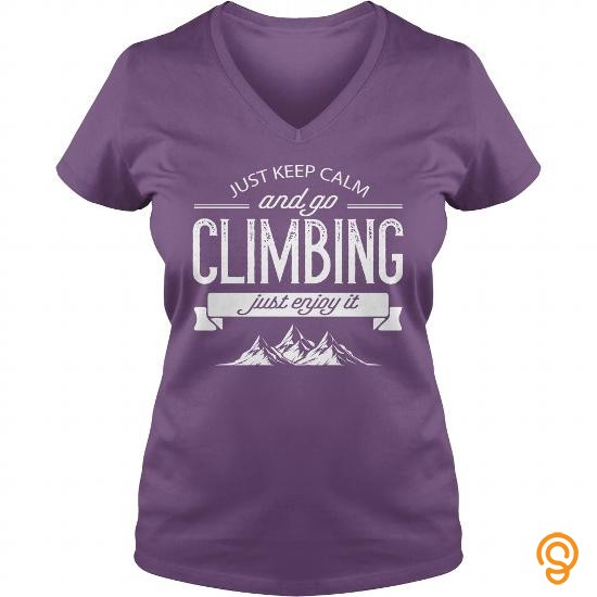 designer-just-keep-calm-and-go-climbing-just-enjoy-it-t-shirt-tee-shirts-buy-online