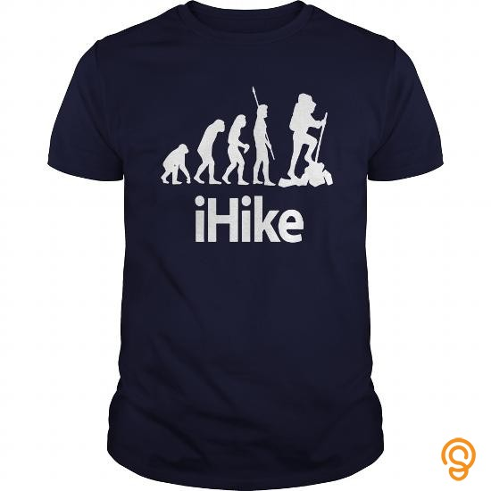 Sporty I HIKE T Shirts Target