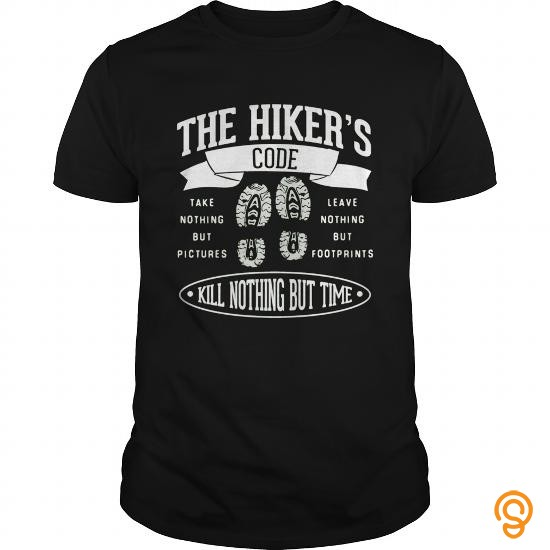 masculine-the-hikers-code-tee-shirts-for-adults