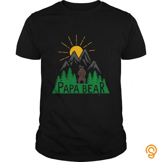 custom-fit-im-papa-bear-tee-shirts-design