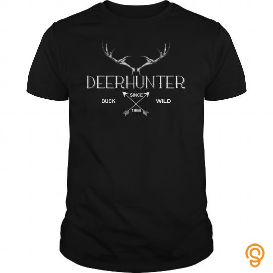 designer-deerhunter-since-1966-tee-shirts-for-adults
