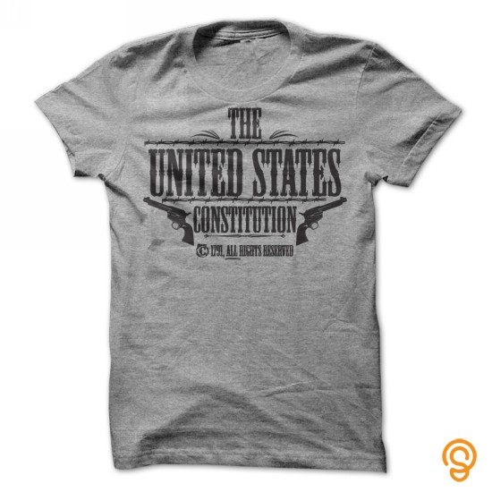 Season The United States Constitution   All rights reserved Tee Shirts Design