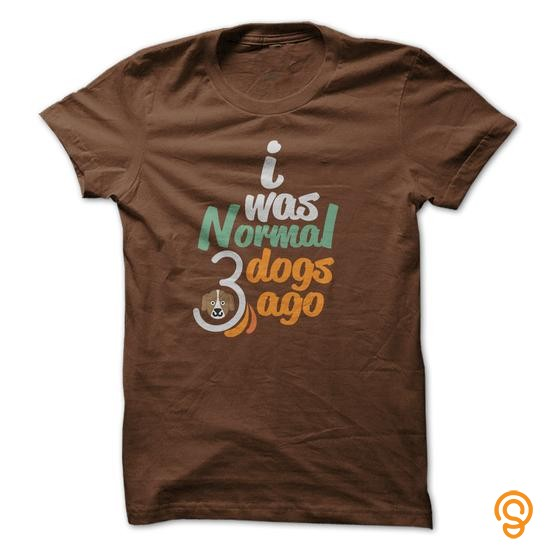 Comfortable I Was Normal   Dog Tee Shirts Shirts Ideas