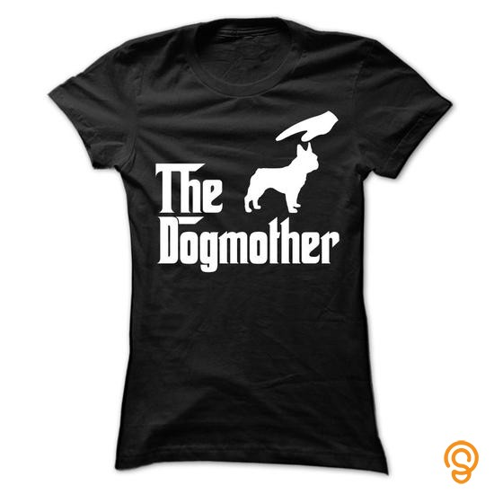 fabulous-the-dogmother-french-bulldog-t-shirts-for-sale