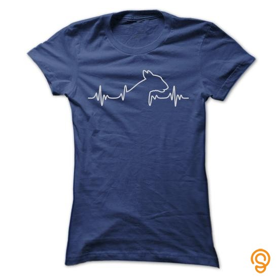 customized-bull-terrier-heartbeat-t-shirts-t-shirts-saying-ideas