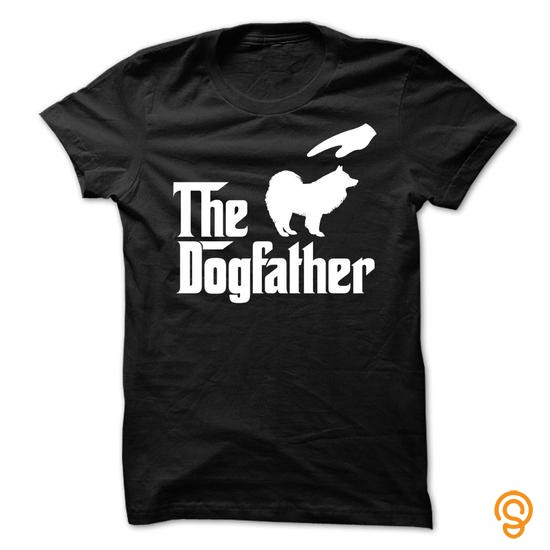 Tailored The DogFather SAMOYED DOG Tee Shirts Shirts Ideas
